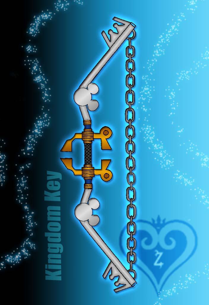 Keybow - Kingdom Key - by WeapondesignerDawe