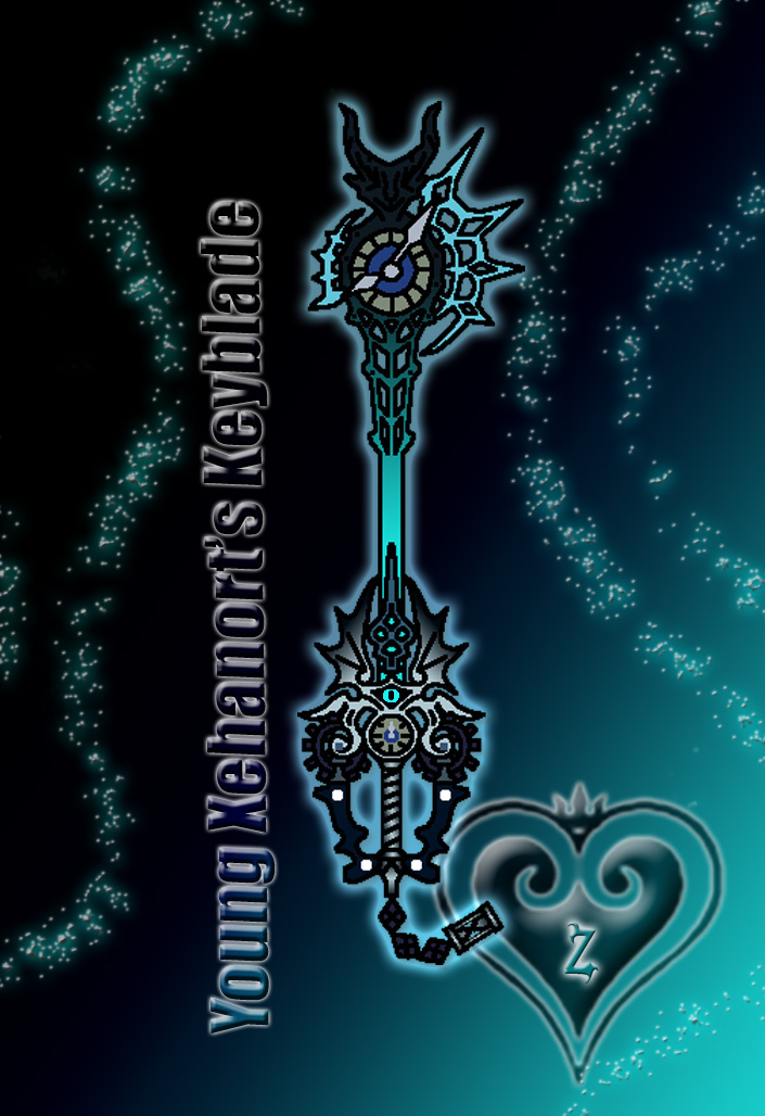 Keyblade - Young Xehanort s Keyblade - by WeapondesignerDaweXehanort Dream Drop Distance