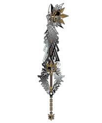 Twin Keyblades [Mk.IV] -Equilibrium: True Form- by WeapondesignerDawe