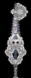 Keyblade [Mk.IV] - Shattered Soul - by WeapondesignerDawe