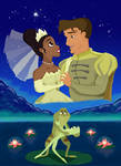 The Princess and the Frog (Digital Version)