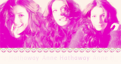 Anne Hathaway Blend by bruberries