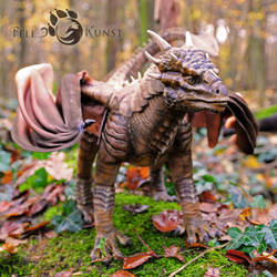 Poseable Art Doll, Draco