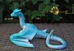 Poseable Art Doll, Wyvern Dragon