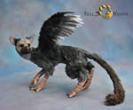 Poseable Art Doll, Trico