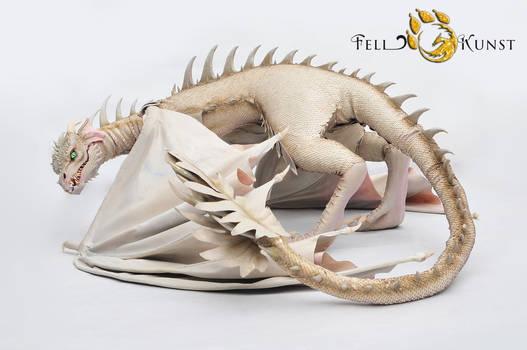 Poseable Art Doll Dragon