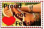 Foot Fetish Stamp