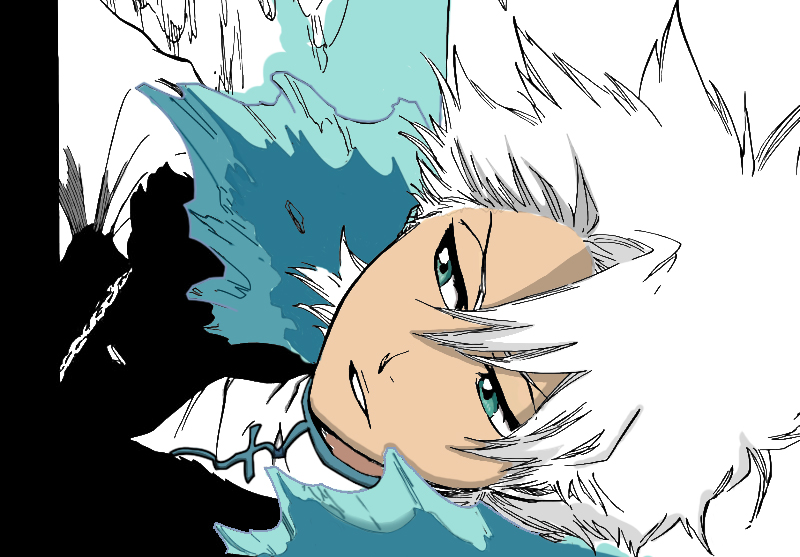 Hitsugaya Toshiro Bleach 660 There Will Be Frost By Darohna