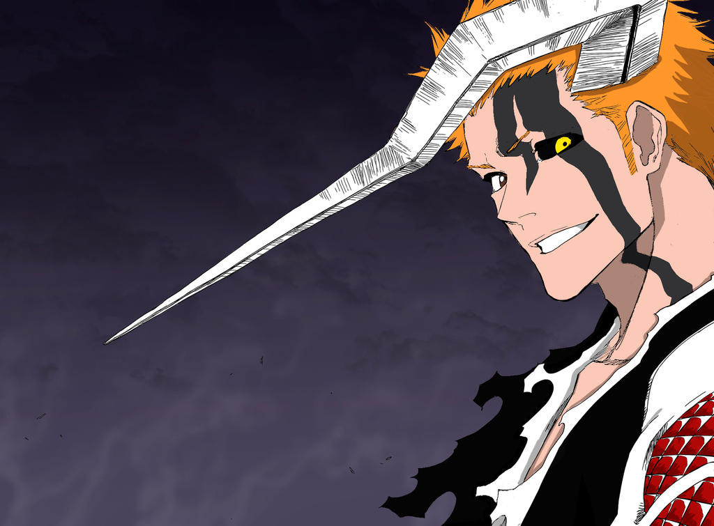 Bleach 876 Horn Of Salvation ICHIGO NEW FORM By Darohna