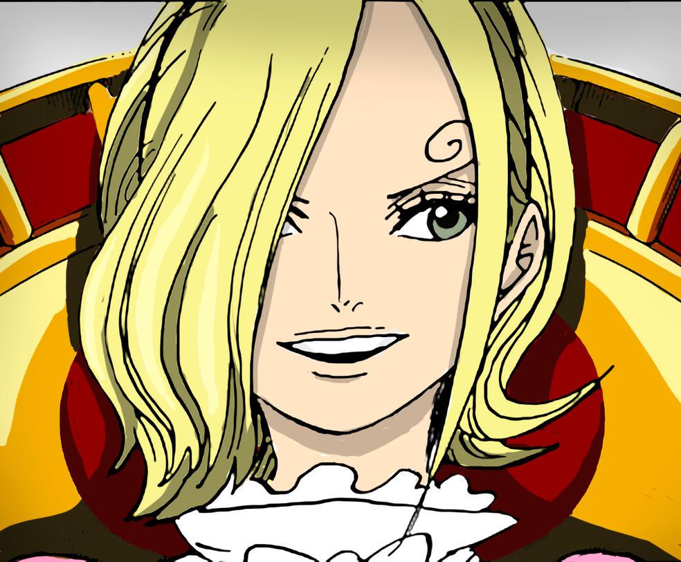 One Piece 832 Germa Kingdom Reiju Vinsmoke by Darohna on ...