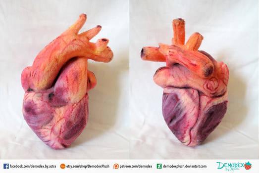 Heart Plush