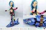 Jinx Doll Plush