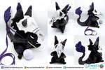 Custum Anxiety Monster Plush