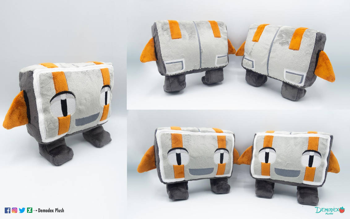 Balrog Plush by DemodexPlush