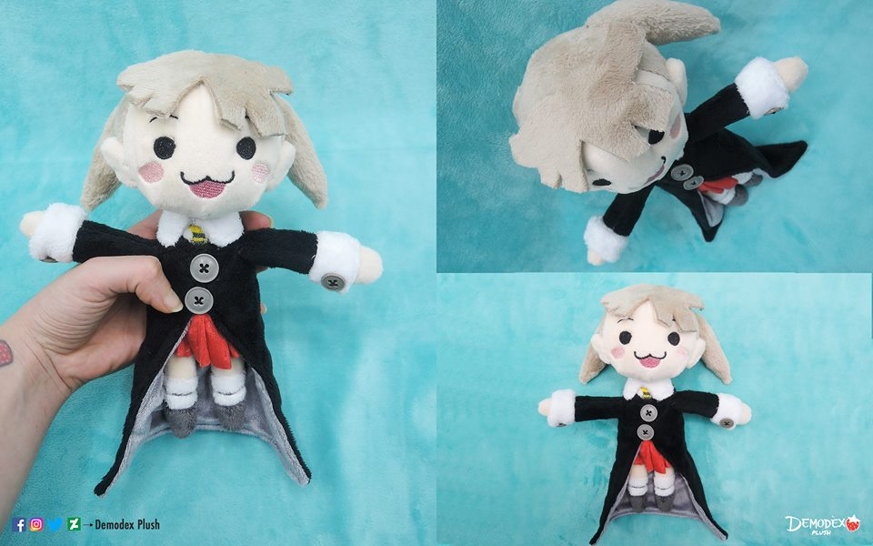 Maka Doll by DemodexPlush