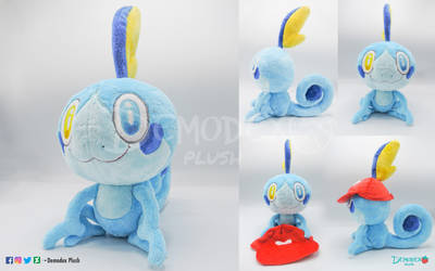 Custom Sobble Plush