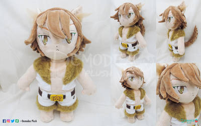 Chibi custom plush