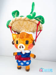 Daisy Mae Handmade plush -Auction