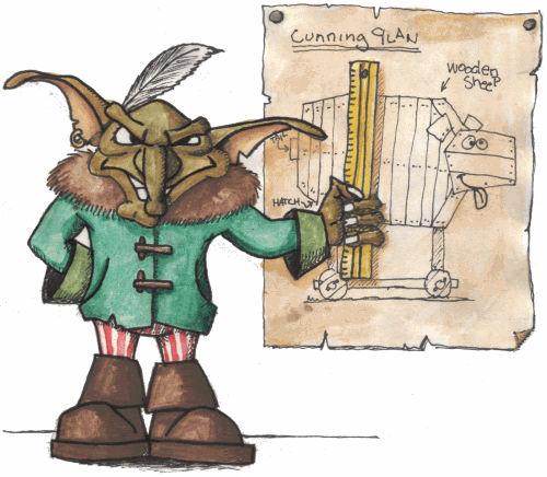 Goblin Engineer