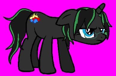 Alana Pony by AlanaLayce
