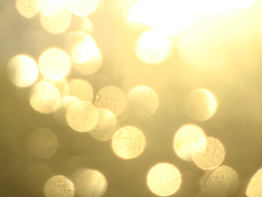 golden bokeh shiny yellow - photo #19
