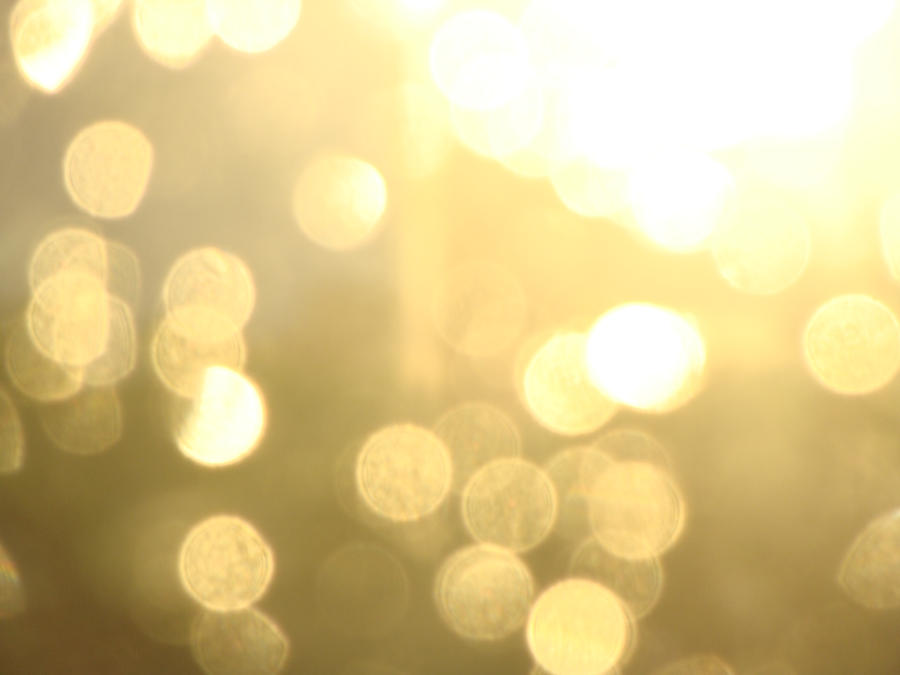 golden bokeh shiny yellow - photo #13