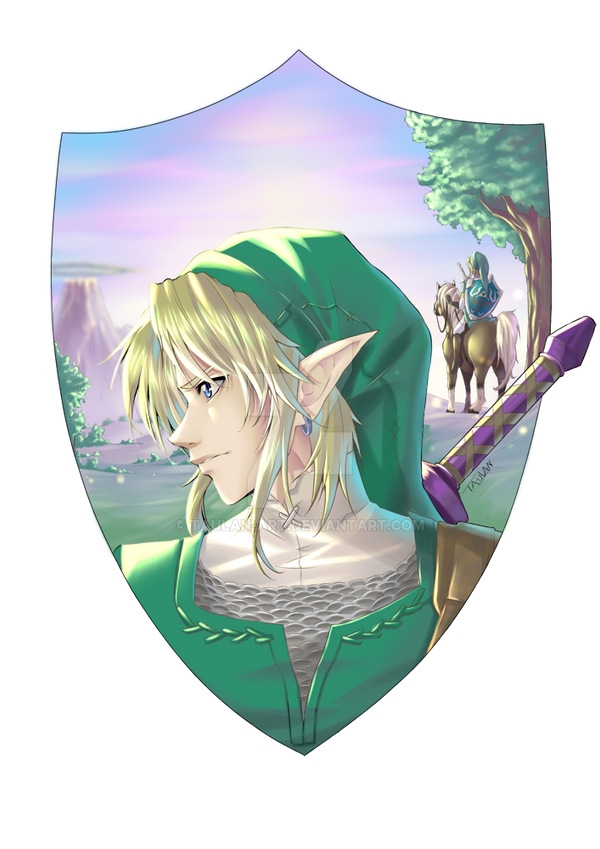 Hero of Legend by Taulan-art
