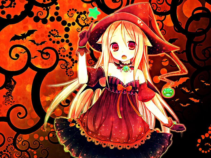 halloween by darkdemon18