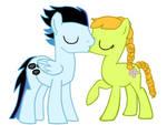Thunder And Apple Blossom Kiss