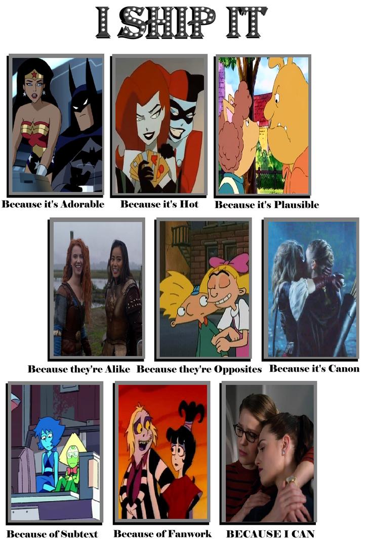Shipping Meme by DisneyFanatic2364