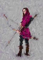 Archer by MostlyWood