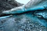 Exit Glacier - Kenai Fjords National Park, Alaska