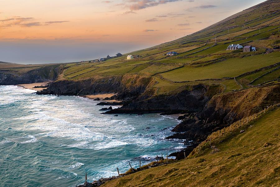 Coumeenole - Ireland by Bakisto