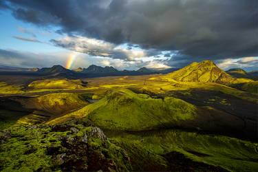 Good Morning Iceland by Bakisto