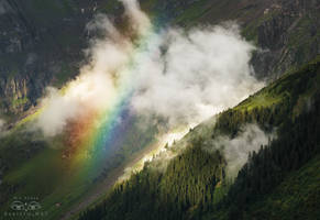 Fresh and Clean - Swiss Alps by Bakisto