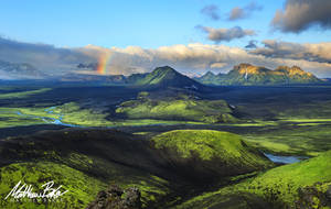 Epic Iceland by Bakisto