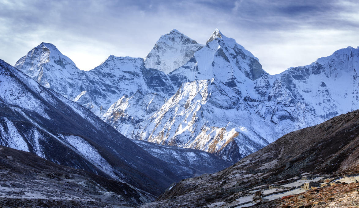 Himalayas - Nepal by Bakisto