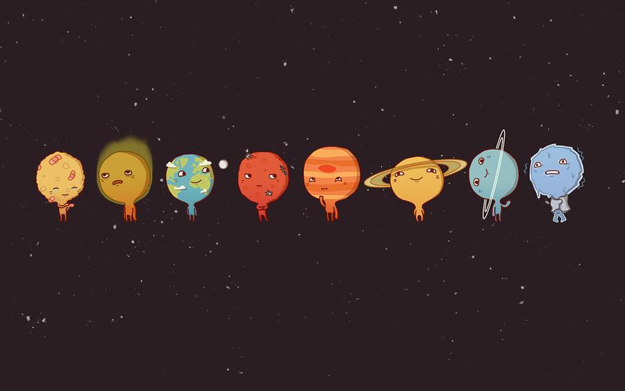 uranus planet drawings - photo #36