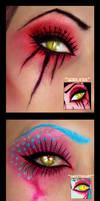Callowlily Makeup by BleedsChaos
