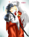 InuYasha and Kagome- I'll be always with you