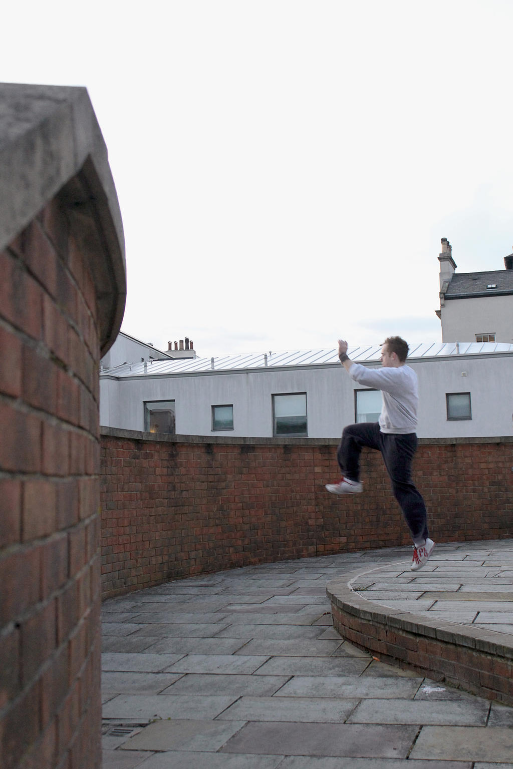 James - Running Catleap II by Zade-uk