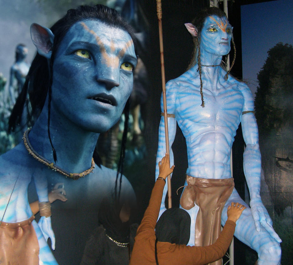 Jake Sully From AVATAR By FUVL On DeviantArt