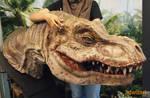 Baby T. rex Costume (WIP) 2