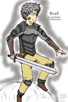 Knoll, for Ninjastorm45