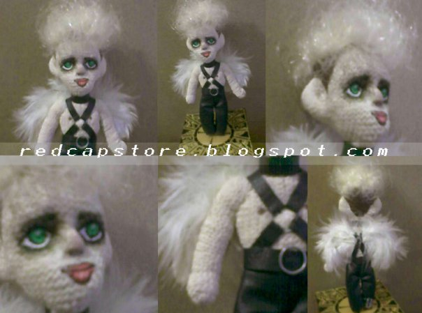 Martin L Gore Doll by LilliamSlasher