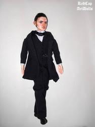 Mr. Thornton by LilliamSlasher