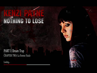 Lost Girl Kenzi Max Payne Style by Fr0St1X