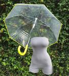 Grey romper and umbrella
