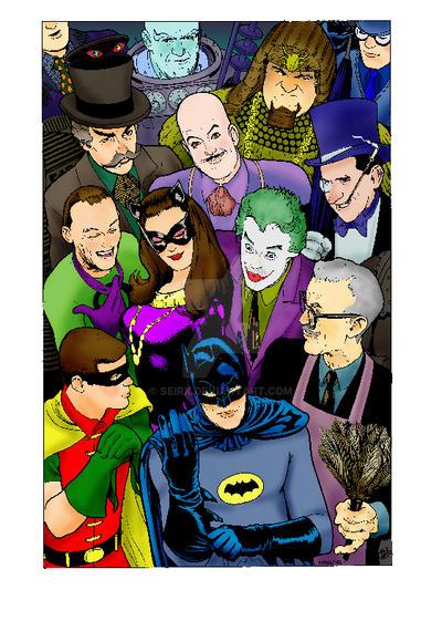 Kevin Maguire Batman 66 Art My Colours By Seirx On Deviantart