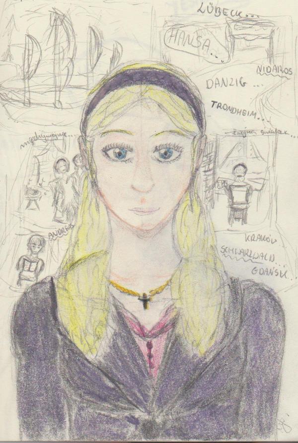 Inga Solberg by CesiaMargit